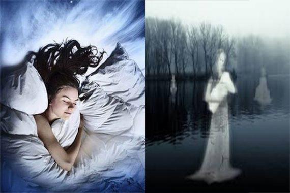 Nằm mơ thấy ma là điềm lành hay dữ? Mơ thấy ma thì nên đánh đề con gì?