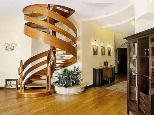 5 nguyên tắc cần lưu ý trong phong thủy cầu thang
