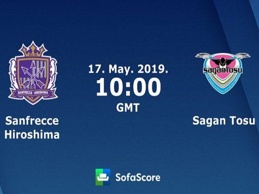 Dự đoán Sanfrecce Hiroshima vs Sagan Tosu, 17h00 ngày 17/05