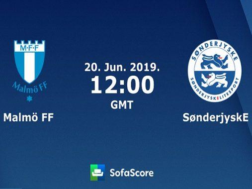Nhận định Malmo vs Sonderjyske, 19h00 ngày 20/06