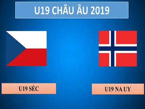 Nhận định U19 Séc vs U19 Na Uy, 21h45 ngày 18/07