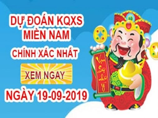 Dự đoán KQXSMN ngày 19/09 chuẩn 100%