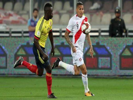 Nhận định trận đấu Colombia vs Peru (8h30 ngày 16/11)