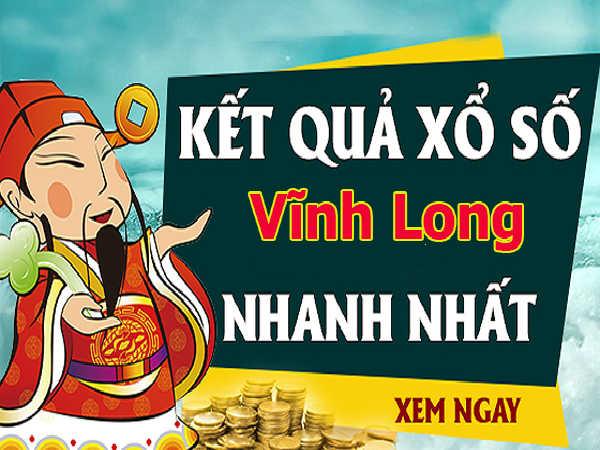 Dự đoán kết quả XS Vĩnh Long Vip ngày 1/11/2019