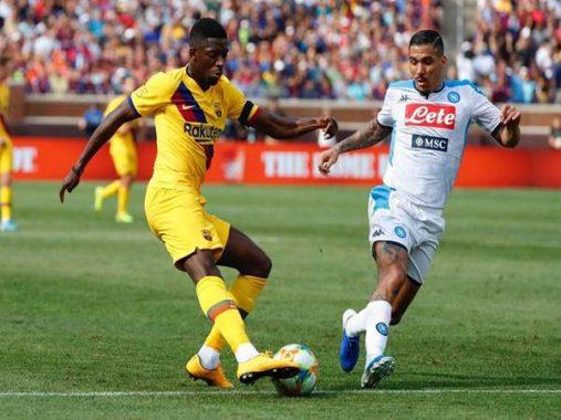 Nhận định tỷ lệ Napoli vs Barcelona (3h00 ngày 26/2)