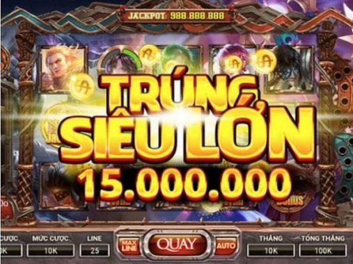 Nổ hũ đổi thưởng – cổng game slot được yêu thích nhất