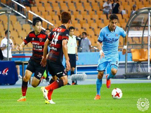 Nhận định bóng đá Daegu vs Pohang Steelers (14h30 ngày 16/5)