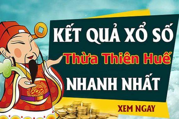 Dự đoán kết quả XS Thừa Thiên Huế Vip ngày 25/05/2020