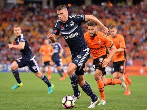 Nhận định kèo Melbourne Victory vs Brisbane Roar