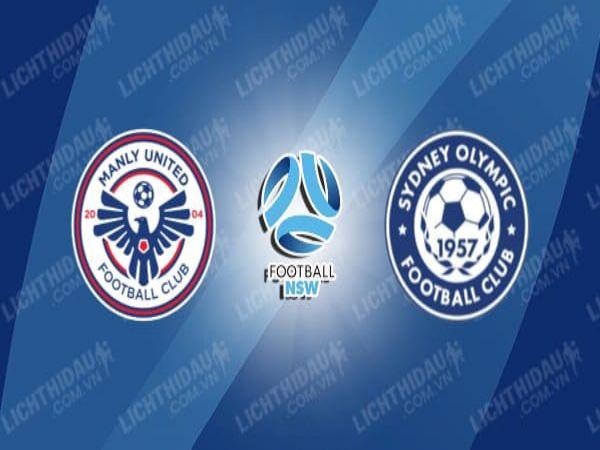 Nhận định bóng đá Manly United vs Sydney Olympic, 16h45 ngày 21/8