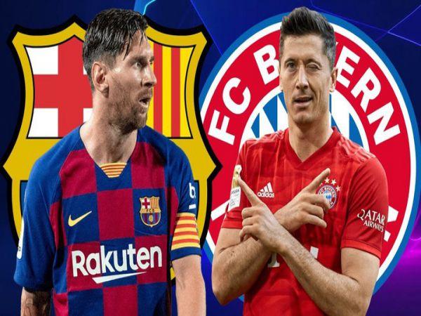 Nhận định kèo Barcelona vs Bayern Munich