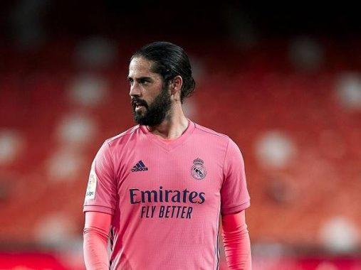 Chuyển nhượng 25/11: Isco quyết chia tay Real Madrid