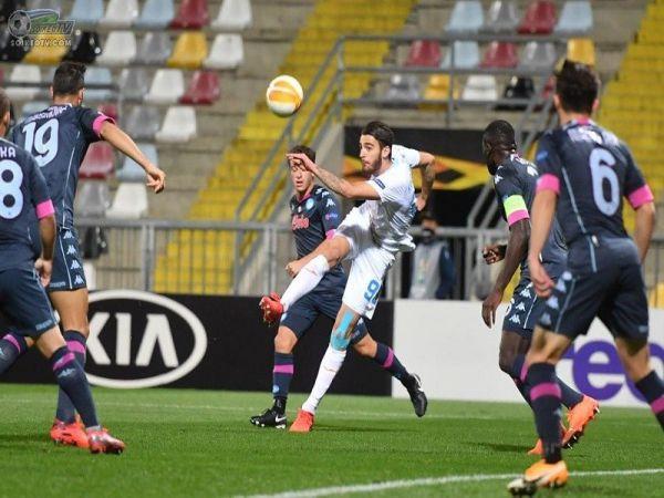 Nhận định Soi kèo Napoli vs Rijeka, 03h00 ngày 27/11 - Cup C2