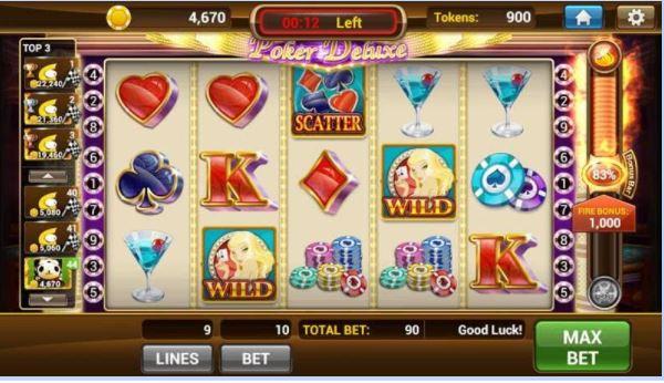Mẹo chơi quay thưởng cực hay trong các trò slot game