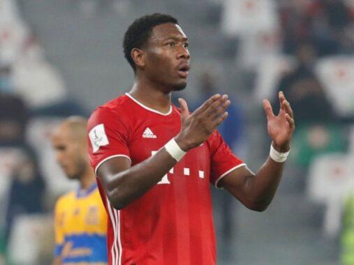 Chuyển nhượng 17/2: David Alaba chia tay Bayern Munich