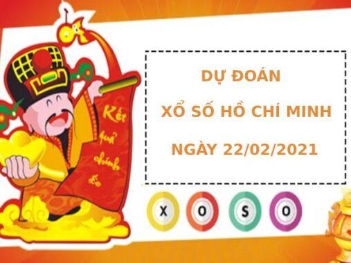 Dự đoán kết quả XS Hồ Chí Minh Vip ngày 22/02/2021