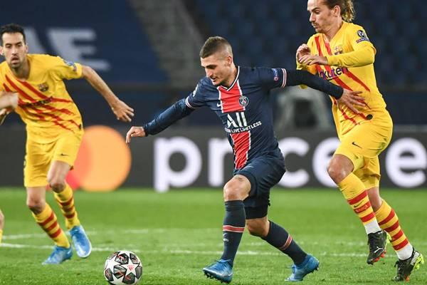 Chuyển nhượng bóng đá chiều 13/3: Barca muốn có Verratti