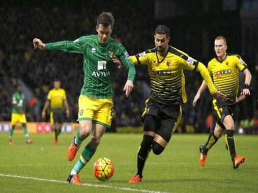 Nhận định kèo Châu Á Norwich vs Watford (00h00 ngày 21/4)