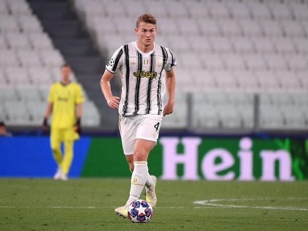 Chuyển nhượng 11/5: Juventus tuyên bố không bán De Ligt