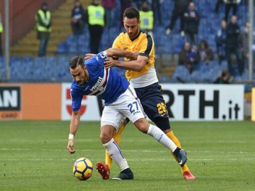 Nhận định trận đấu Sampdoria vs Spezia (1h45 ngày 13/5)
