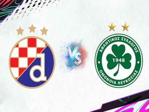 Nhận định Dinamo Zagreb vs Omonia, 1h00 ngày 21/7 Cup C1