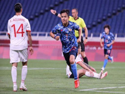 Nhận định tỷ lệ U23 Nhật Bản vs U23 Tây Ban Nha, 18h00 ngày 3/8