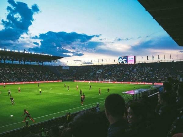 Một trận bóng đá bao nhiêu phút cho sân 11 người